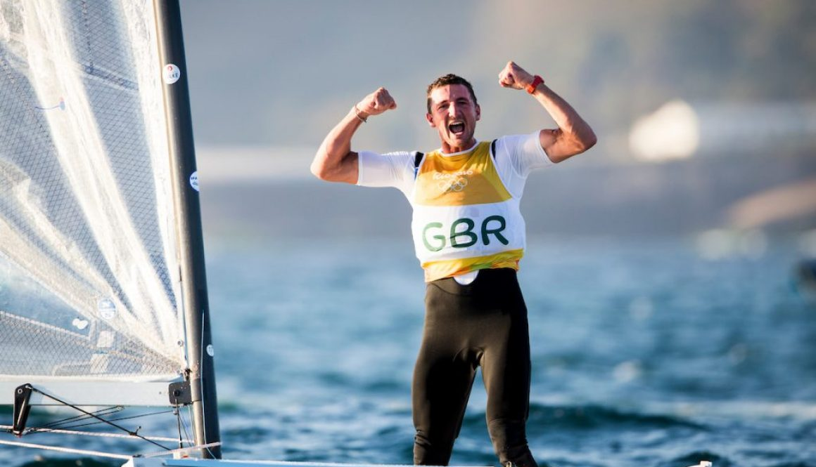 credit: Sailing Energy/World Sailing/Pedro Martinez/Jesus Renedo The Rio 2016 Olympic Sailing Competition